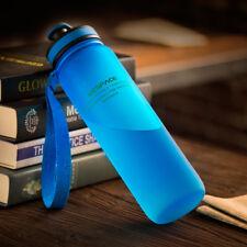 UZSPACE Water Bottles 650ml Tritan BPA Free Drinking Plastic Sport Water Bottle