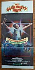 THE SLIM DUSTY MOVIE Original 1984 Unused Australian Daybill Movie Poster