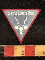 Missouri SAINT LOUIS ZOO Animal Patch (Lesser Kudu Is The Animal) 99C6