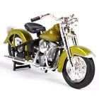 Maisto 1:18 Harley Davidson 1953 74FL Hydra Glide MOTORCYCLE BIKE Model NIB