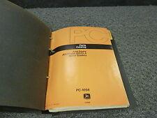 John Deere 570 570A Motor Graders Parts Catalog Manual PC1058 S/N 001700-Up