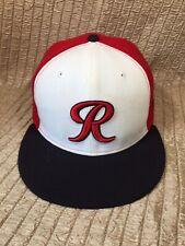 Tacoma Rainiers New Era 59Fifty Hat 7 1/2 Red/White/Blue