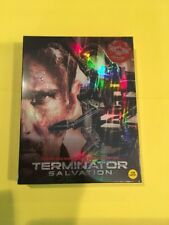 Terminator Salvation Kimchidvd Fullslip A1 Blu-ray Steelbook Mint NEW