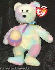 Easter Ty Beanie Babies - Eggs 2006 the Beanie Bear (Retired) New!