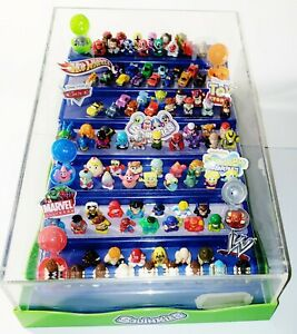 RARE Official Squinkies Store Display Blip Toys 2012 105 CHARACTERS Toy Story