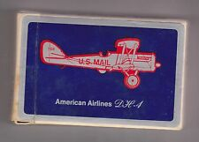 AMERICAN AIRLINES DH-4 Playing Cards