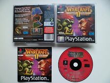 WarCraft II 2 The Dark Saga (Sony PlayStation 1, 1997) Tested