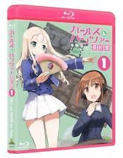 Girls und Panzer das Finale Vol.1 First Limited Edition 2 Blu-ray Booklet Japan