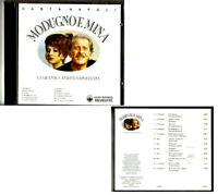 MODUGNO e MINA. CANTA NAPOLI CD