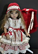 """Outfit + shoes for Little Darling, Dianna Effner 13"""", 10 pc"""