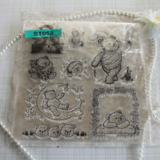Unbranded Animals Clear Rubber Stamps