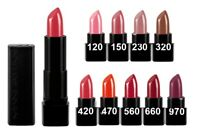 Manhattan All in One Lipstick Long lasting Shine Built-in Base Hydrates Lips