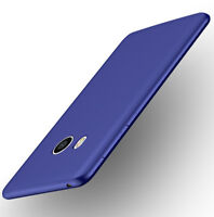 For HTC U11 /U11+ Luxury Soft Silicon Matte Slim Back Cover Case Full Protection