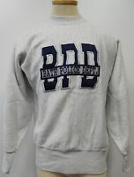 BATH POLICE DEPARTMENT GRAY PULLOVER SWEATSHIRT RUGGED SWEATS BRAND SIZE M EUC