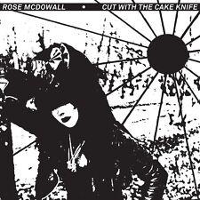 ROSE MCDOWALL - CUT WITH THE CAKE KNIFE (inkl. 2 Bonus-Tracks)  CD NEU