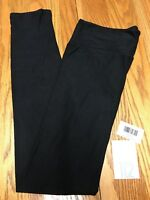 LuLaRoe Leggings Solid Black TC2 NWT Tall & Curvy 2
