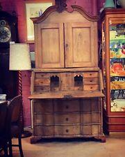 Antique French Oak Bureaux