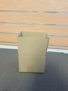 Shipping Box Packaging High Quality 120 x 160 x 130mm - Pack Of 25 *CLEARANCE*