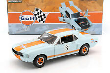 Ford Mustang Coupe Baujahr 1967 Gulf Version 1:18 Greenlight