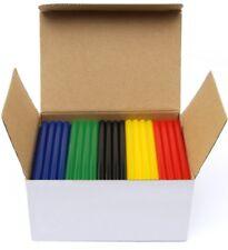 200 Colores Mini pegamento pega para caliente derretir pistola 7.2mm Rojo Azul Verde Negro Amarillo