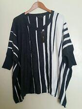 BCBG Max Azria Sweater Pancho Small Medium NWT