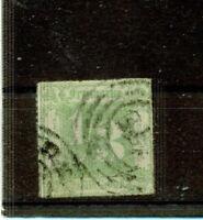 Thurn und Taxis,Ziffern im Quadrat, Nr. 27 gestempelt