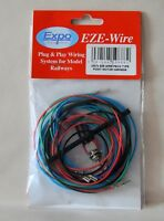 Expo Tools 28070 EZE-Wire Peco Type Point Motor Harness for Model Rail