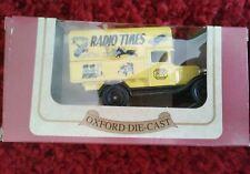 Oxford Diecast vintage modello Van LIMITED EDITION RADIO Time'S MAGAZINE Van Camion