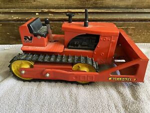 Nylint Bulldozer #4200 Has A Towing Package Complete & Working Very Nice!