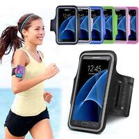 Galaxy S9/Plus/S7/Edge Sports Gym Jogging Running Armband Holder Case fr Samsung