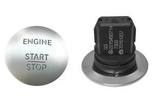 Neu Origi Engine Start Stop Knopf Keyless-Go Mercedes W176 W246 W205 W207 W212