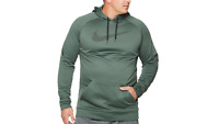 NEW MEN'S NIKE KNIT PATTERN HOODIE SWEATSHIRT! IN GREEN BLACK! BIG AND TALL!