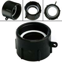 1000L IBC water tank 50mm heavy duty BSP adaptor barrels QA valve Z1Z4 part E9E2