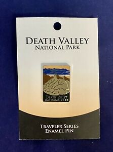 Death Valley National Park - Enamel Pin (Traveler Series)
