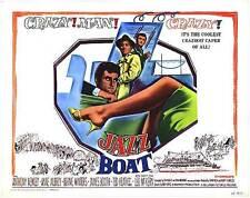 Jazz Boat - 1960 - Anthony Newley Bernie Winters - Vintage b/w Comedy Film DVD
