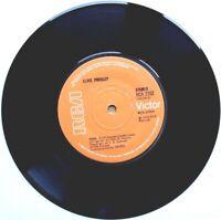 """NM/NM ELVIS PRESLEY FOOL / STEAMROLLER BLUES RCA 2393 7"""" VINYL 45 NEAR MINT EX+"""