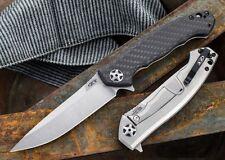 ZT0452CF Couteau Zero Tolerance Large Sinkevich Carbon Fiber Acier S35VN USA