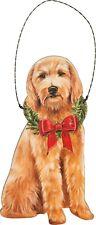 Primitives By Kathy Ornament - Christmas Doodle
