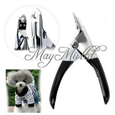 Pet Nail Clippers Cutter For Dog Cat Bird Guinea Pig Animal Claws Scissor Hot M