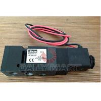 NEW Parker PHS520S-8 AC 220V Solenoid Valve Bar 0.1~0.9MpA