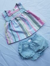Gymboree  Daisy Delightful Spring Social Size 3-6 Months Set Outfit