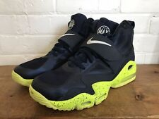 Nike Air Max Express Men's basketball training shoes blue green Size 10.5