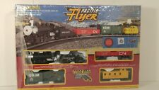 Bachmann Trains - Pacific Flyer Electric Train Set Ho Scale - New - box damaged