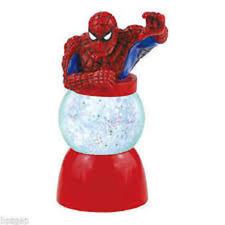 Amazing Spider-Man Sparkler Light Up Water Globe 35Mm Westland Marvel New 22955