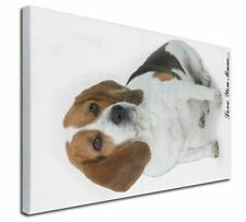 More details for beagle dog 'love you mum' x-large 30