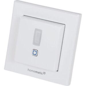 Homematic IP Smart Home Bewegungsmelder HmIP-SMI55 mit 2-Kanal-Funksender, im 55