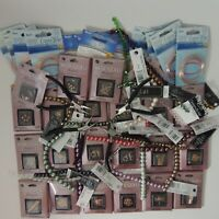 HUGE LOT of JEWELRY MAKING TOOLS Rose Gold Findings, Wire, Crystal Pearl Beads