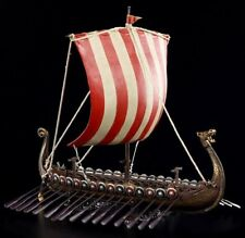 Vikingos Barco - DRAKKAR - Decoración Veronese
