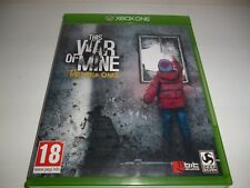 Jeu XBOX ONE, This War of Mine The Little Ones, MICROSOFT