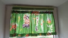 Disney kinderzimmer gardinen aus 100 baumwolle g nstig - Kinderzimmer gardinen dschungel ...